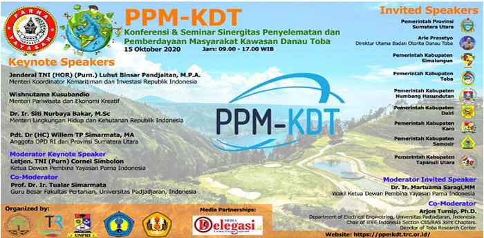 Konferensi dan Seminar Sinergitas PPM-KDT 2020