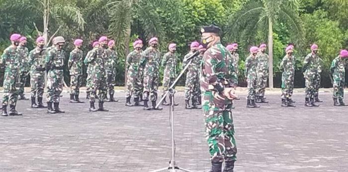 Asops Danlantamal IV: Prajurit TNI AL Harus Bijak Gunakan Medsos
