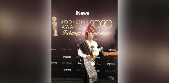 Pemkab Samosir Peroleh Indonesia Award 2020