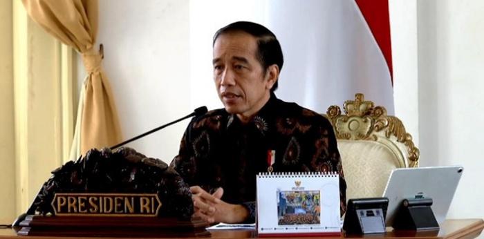 Jokowi: Unjukrasa Penolakan UU Cipta Kerja Dilatarbelakangi Disinformasi & Hoax Sosmed
