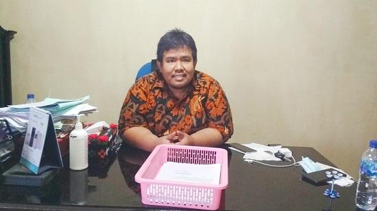 Direktur RS Tanjung Selamat Fachruddin R Siregar