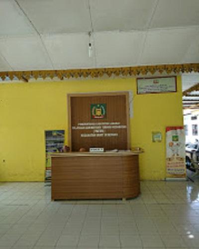 Kantor Camat Sawit Sebrang