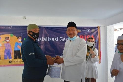 Wakil Bupati H Syah Afandin