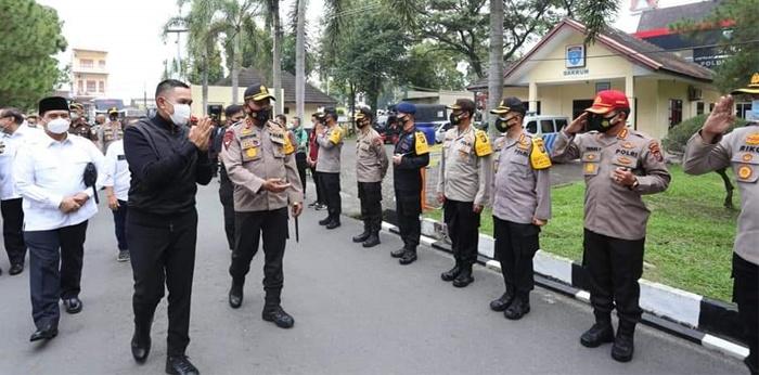 Komisi III DPR RI Kunker ke Wilayah Hukum Polda Sumut