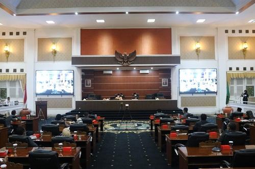 Rapat Paripurna DPRD Purwakarta