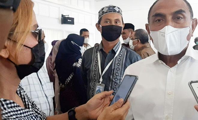 Gubsu dan SMSI Minta Polisi Ungkap Pembunuh Marsal Harahap
