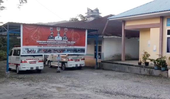 Warga Prongil Pakpak Bharat Ramai-ramai Kosongkan Kampung